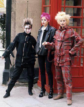 70s punk fashion women vivienne westwood on punk politics fashion and the met