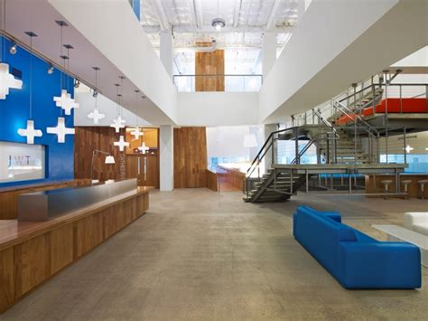 interactive home design nyc jwt s new advertising office office snapshots
