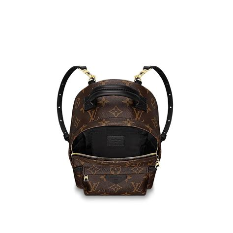Ransel Lv Louis Vuitton Palm Include Box Lv Kode F2265 lv louis vuitton palm springs backpack mini sold out new at 1stdibs