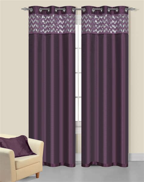 plum curtains plum faux silk curtains faux silk eyelet curtains plum 66