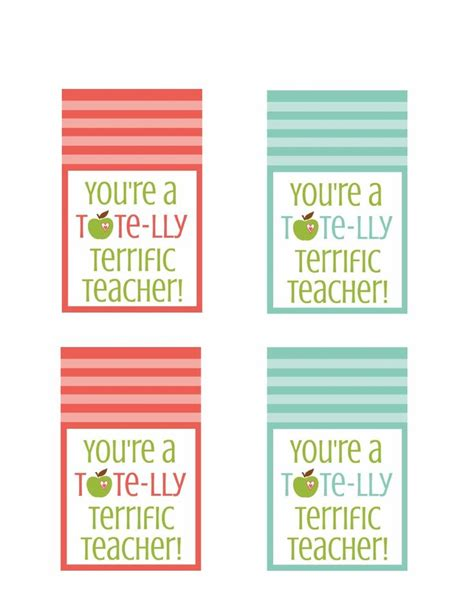 printable teacher appreciation tags teacher appreciation printable tags printables pinterest