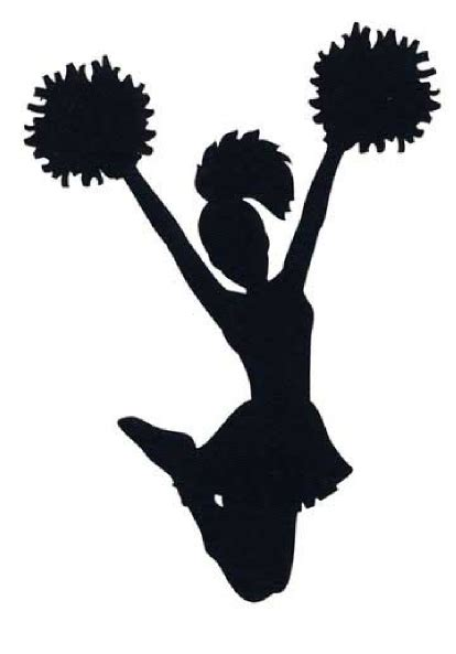 cheerleading clipart cheer clip