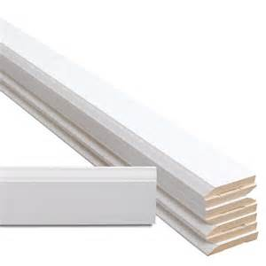 Lowes Bathroom Baseboards Shop 8 Pack 3 25 In X 12 Ft Interior Mdf Baseboard At