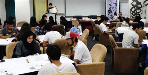 november 2015 news archive american university of sharjah aus hosts japanese calligraphy artist american