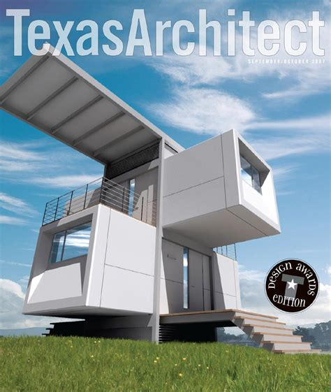 Florida Homes Floor Plans texas architect sept oct 2007 design awards by texas