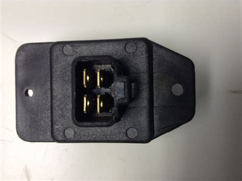 Blower Lotus elise exige heater resistor