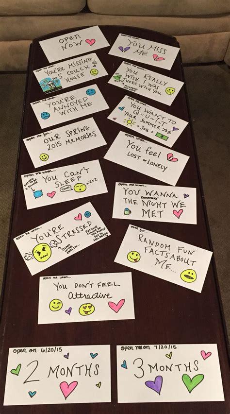 Letter Ideas For Boyfriend In