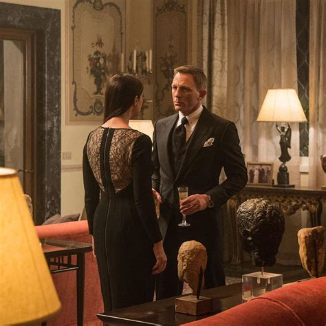spectre film tom ford to dress james bond in spectre tomford com
