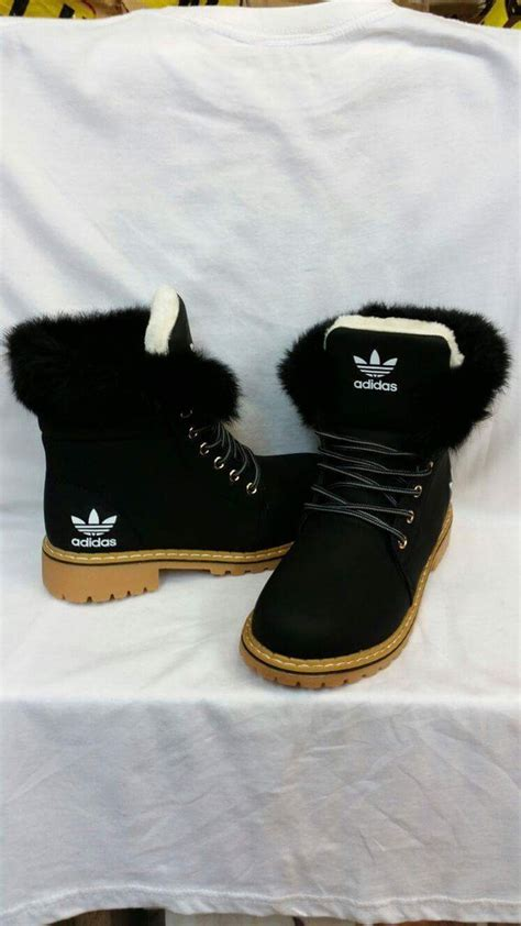 shoes fur black adidas boots adidas shoes black boots brown winter boots adidas