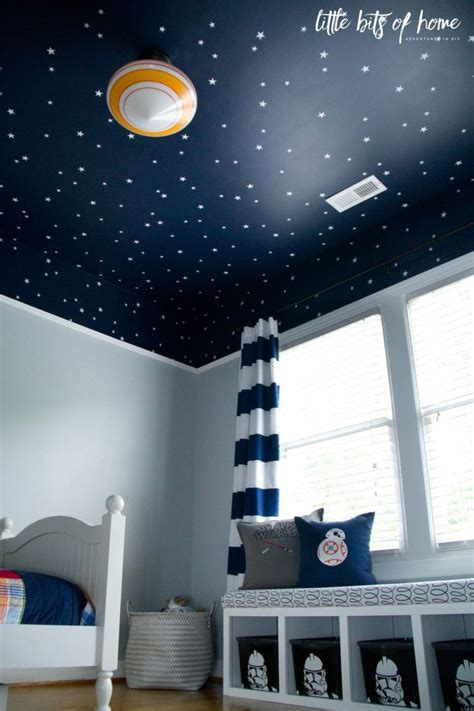 star wars bedroom paint ideas 25 best starry ceiling ideas on pinterest ceiling stars