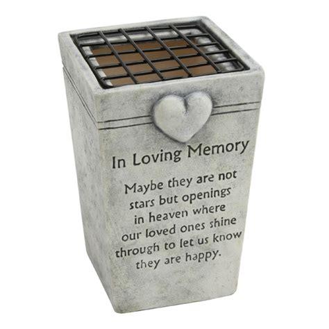 Grave Vases Uk by In Loving Memory Grave Flower Vase Holders Graveside
