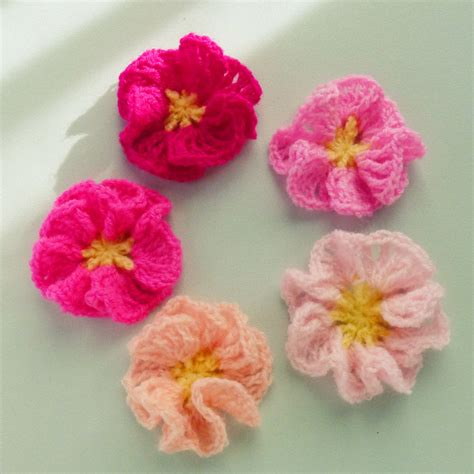 flower pattern crochet for beginners flower crochet pattern amelie easy beginner pdf photo by bysol