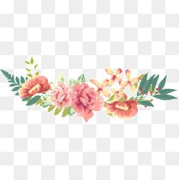 Wallpaper Bunga Shaby 186 watercolor flowers png vectors psd and icons for free