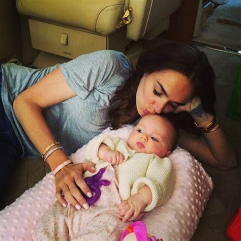 tamara ecclestone shares family snaps of baby daughter tamara ecclestone and daughter sophia head to st tropez