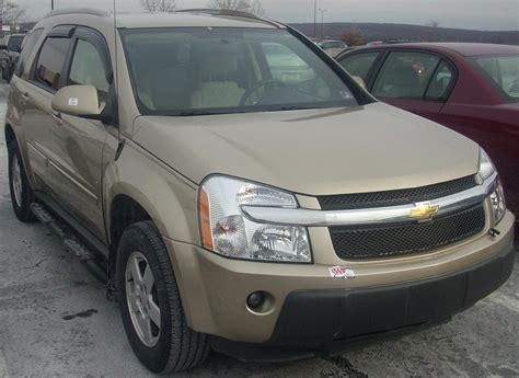 i have a 2006 equinox and the steering is getting tough is file 2006 09 chevrolet equinox lt jpg wikimedia commons
