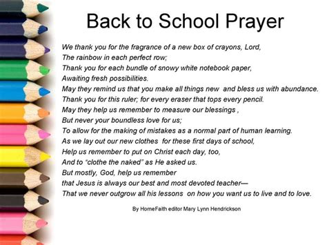 best prayers for welcoming a new year 60 best images about september welcome back on catholic school prayer and