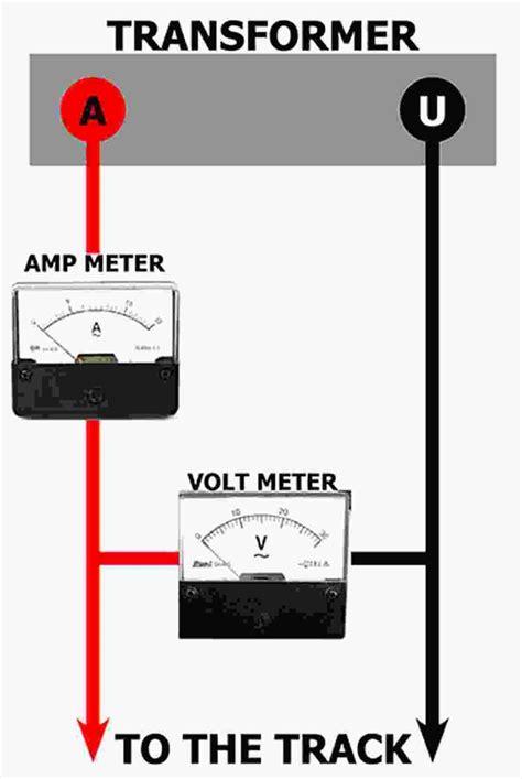 meter wiring diagram meter free printable