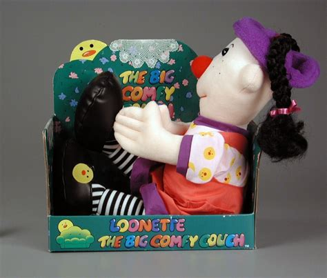 The Big Comfy Toys by 106 1710 Loonette The Big Comfy Doll Cloth