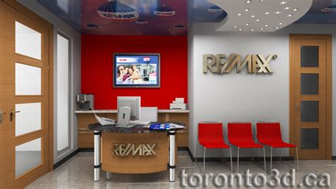 Floor And Home Decor 3d archiitectural rendering interior office commercial