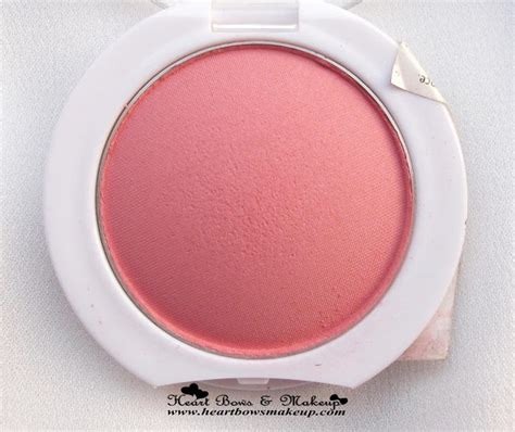 Harga Loreal Blush On maybelline cheeky glow peachy sweetie blush review the