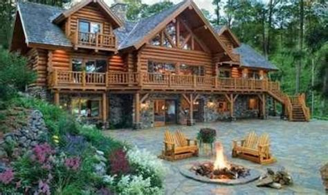 ultimate log cabin homey