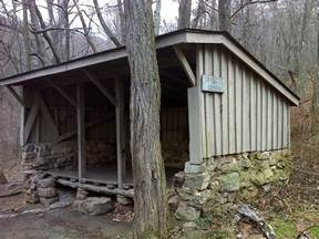 S Shelter Panoramio Photo Of Lambert S Meadow Shelter Appalachian