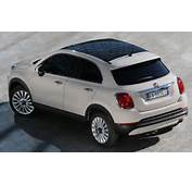 Fiat 500X City Look Design And Comfort  Crossover Car UK