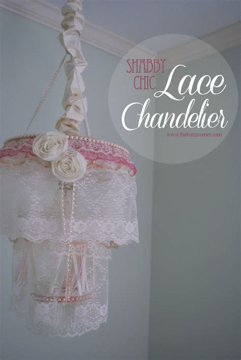 the kurtz corner shabby chic nursery chandelier