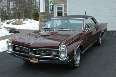 pontiac gto ss purchase used 1967 pontiac gto 4 speed pro drag ss