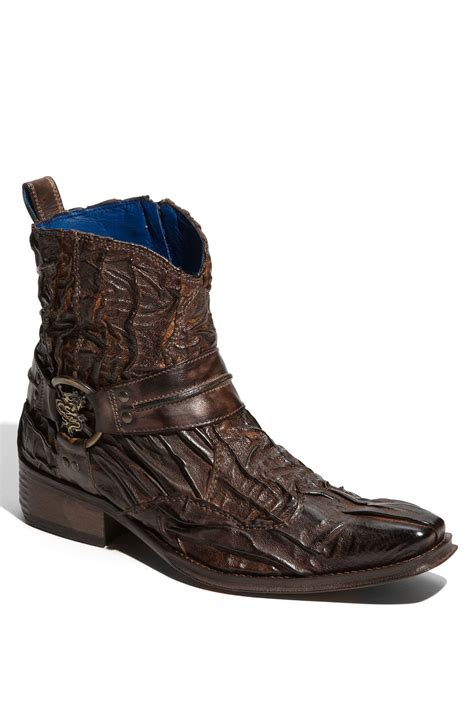 nason boots nason rebar boot in brown for brown lyst