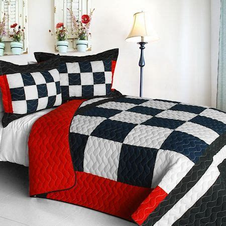 Car Bed Sets 1000 Ideas About Bedspread On Bedding Race Car Bedroom And Race Car Room