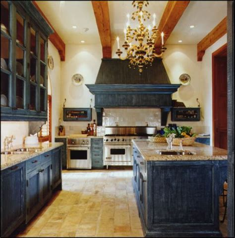 kitchen with blue cabinets blue kitchen cabinets kitchen design best kitchen