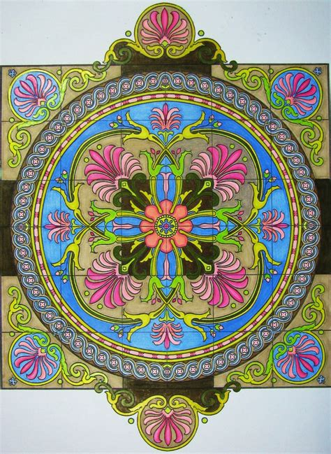 mandala coloring book costco 269 best just coloring images on