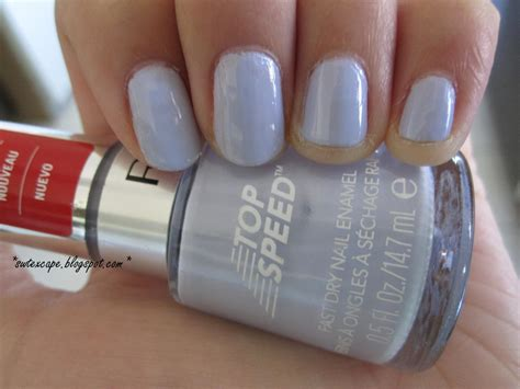 Revlon Top Speed swtexcape nail revlon top speed fast