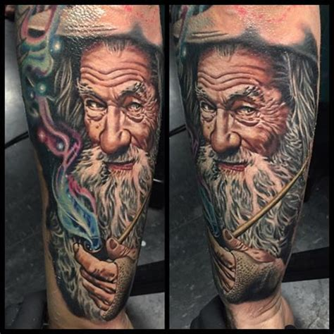 gandalf tattoo 62 amazing gandalf tattoos nsf station part 2