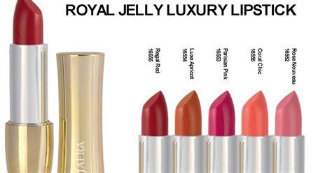 Lipstik Nu Skin produk kosmetik herbal lipstik herbal lisptik royal jelly