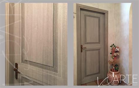 porte decorate abitazioni viera danielli