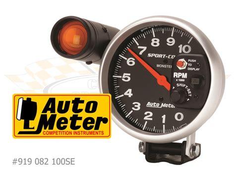 Drehzahlmesser Auto by Autometer Drehzahlmesser Mit Externen Shift Light
