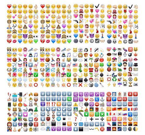 Iphone Emoji Stickers