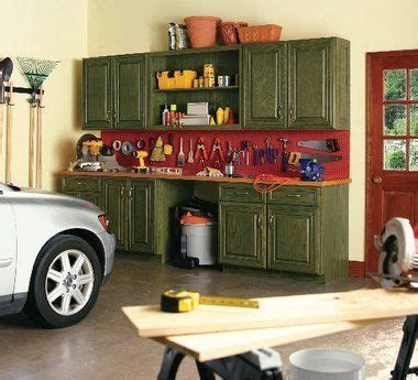 repurpose old kitchen cabinets home organization with spring cleaning give garage a