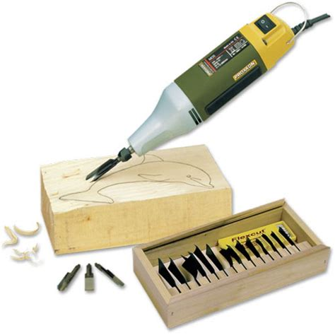 power wood carving tools proxxon msg carver flexcut rg100 power carving deluxe set 14 package 230v