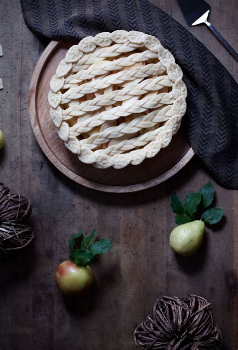 apple cranberry pie recipe crate and barrel blog spiced apple pear pie recipe crate and barreal blog