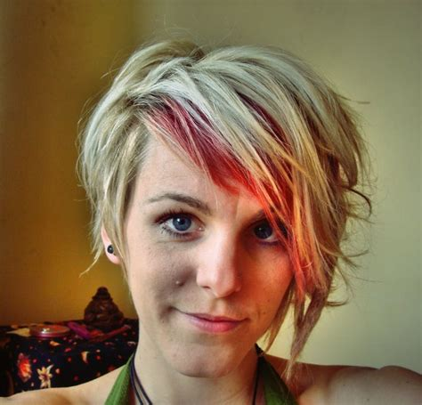 how can i even out my asymetrical pixie 17 best ideas about asymmetrical pixie cuts on pinterest