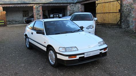 Honda Crx by Used 1989 Honda Crx For Sale In County Antrim Pistonheads
