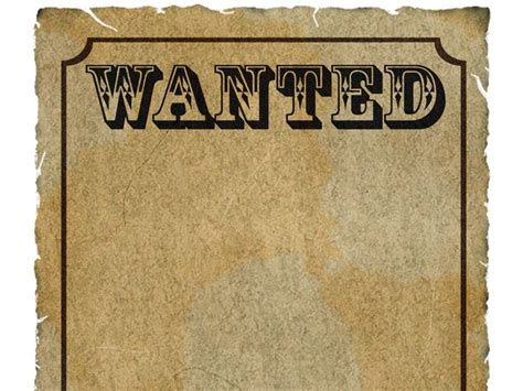Wanted Powerpoint Background Available In 1024x768 This Wanted Poster Powerpoint