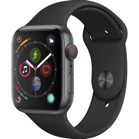 44mm Apple Series 4 Cellular by Apple Series 4 Mtuw2ll A B H Photo