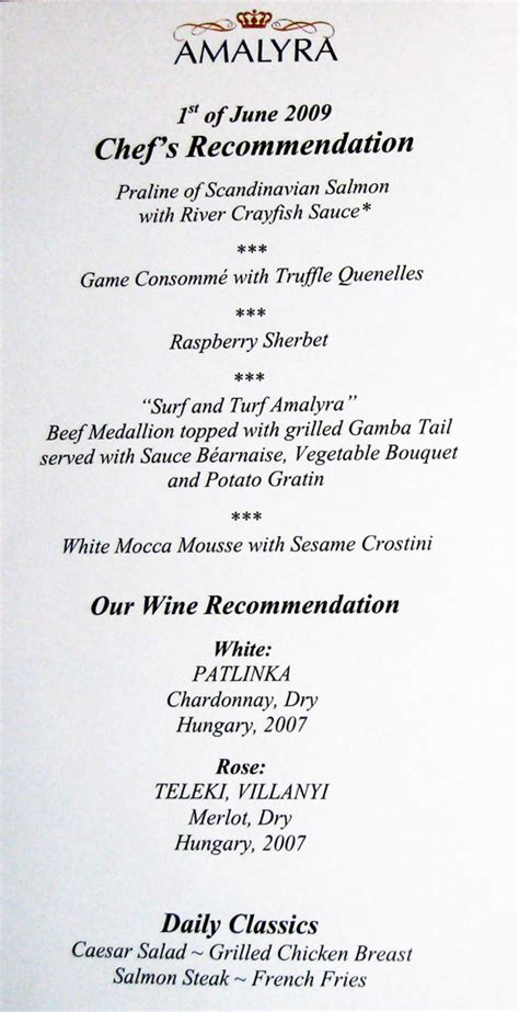 turf room lunch menu amalyra menus