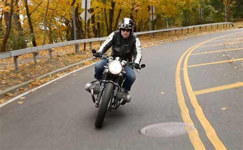 Bill Bmw by Bill Costello Bmw R100 Cafe Racer Motorcycle Story