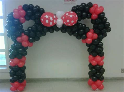 Mickey or minnie arch 150 sunshines party rentals