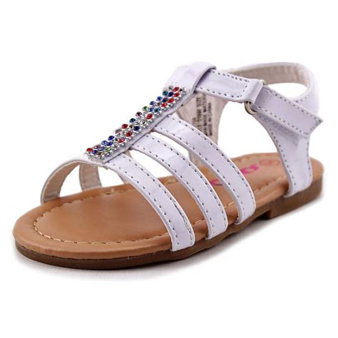 toddler sandals josmo sandal toddler white sandals view all